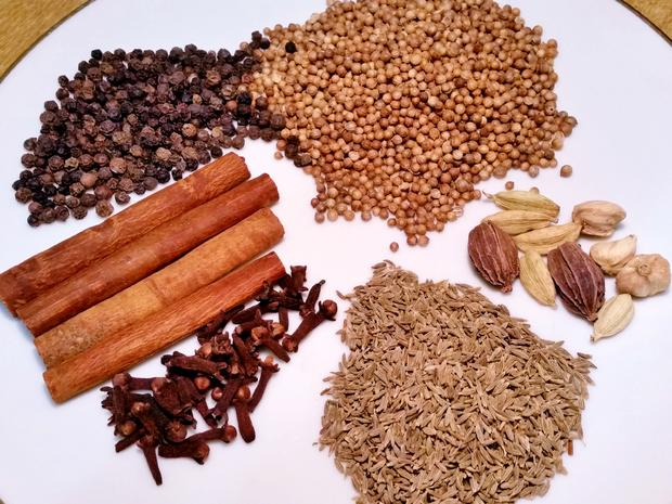 Gewürze: Garam Masala ... für indische Gerichte - Rezept - Bild Nr. 3
