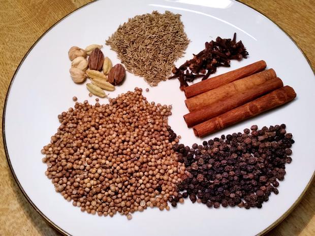Gewürze: Garam Masala ... für indische Gerichte - Rezept - Bild Nr. 4