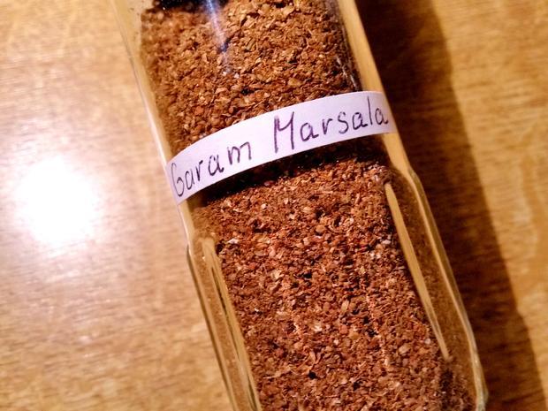 Gewürze: Garam Masala ... für indische Gerichte - Rezept - Bild Nr. 6
