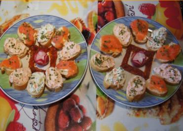 Fingerfood für Zwei - Rezept - Bild Nr. 2