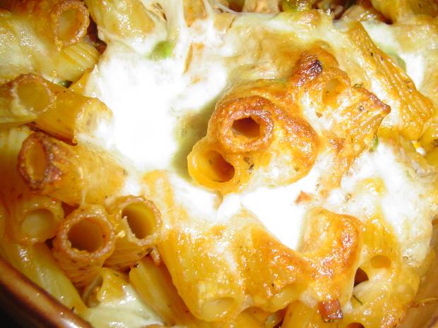 Pasta al forno rezept italienisch