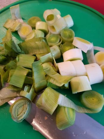 Gemüsesuppe deftig eingekocht - Rezept - Bild Nr. 3213