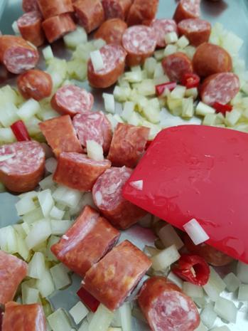 Gemüsesuppe deftig eingekocht - Rezept - Bild Nr. 3217