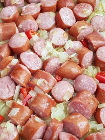 Gemüsesuppe deftig eingekocht - Rezept - Bild Nr. 3220