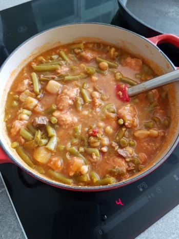 Gemüsesuppe deftig eingekocht - Rezept - Bild Nr. 3222