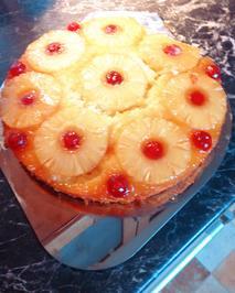 Pineapple Upsidedown Cake - Rezept - Bild Nr. 3210
