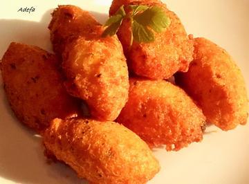 Rezept: Pastéis de Bacalhau - Portugiesische Stockfisch Pasteten