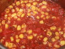 Mais-Tomaten-Topf - Rezept - Bild Nr. 2