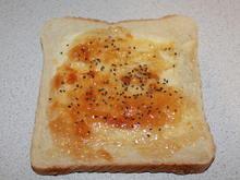 Aprikosen-Marmeladen-Toast mit Chia Samen  - Rezept - Bild Nr. 2