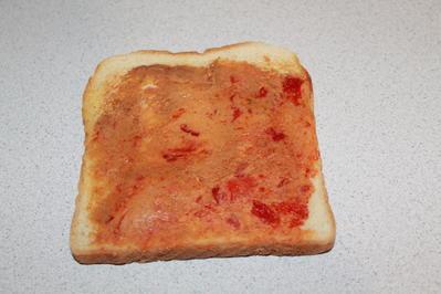 Toast mit Paprika-Creme - Rezept - Bild Nr. 2