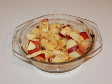 Apfel-Crumble - Rezept - Bild Nr. 2