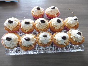 Rezept einer Bekannten neu interpretiert als Muffins. - Rezept - Bild Nr. 3231