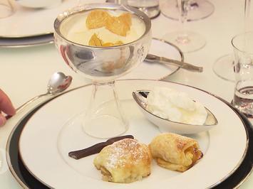 Tartinküchlein mit Vanilleeis - Rezept - Bild Nr. 2