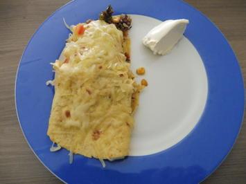 Enchiladas für einen heißen Sommertag ! - Rezept - Bild Nr. 3301