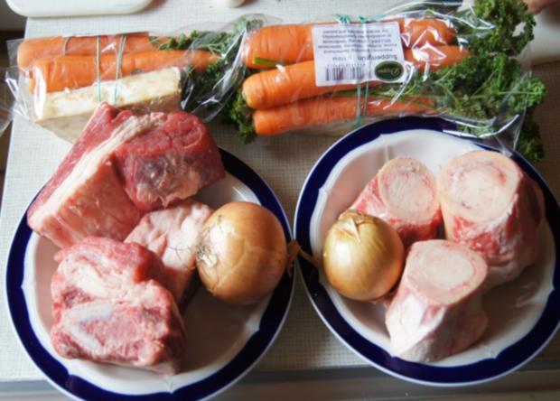 Rindfleisch-Gemüse-Suppe - Rezept - Bild Nr. 3238