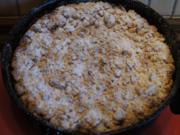 Johannisbeeren Kuchen mit Streusel - Rezept - Bild Nr. 2
