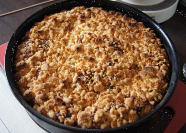 Johannisbeeren Kuchen mit Streusel - Rezept - Bild Nr. 13