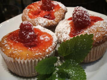 Backen: Karamell-Muffins und Tartelettes - Rezept - Bild Nr. 3247