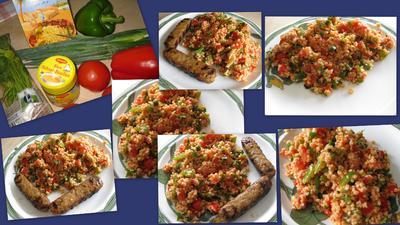 Rezept: Bulgur-Salat