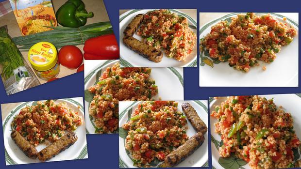 Bulgur-Salat - Rezept - Bild Nr. 3247