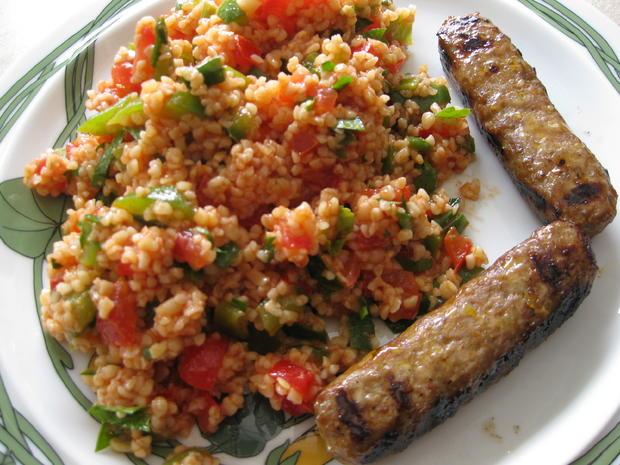 Bulgur-Salat - Rezept - Bild Nr. 3251