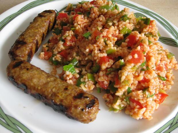 Bulgur-Salat - Rezept - Bild Nr. 3252