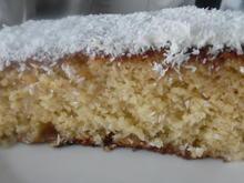 Brasilianischer Kokoskuchen - Rezept - Bild Nr. 3251
