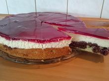 Rotkäppchen-Torte - Rezept - Bild Nr. 3263