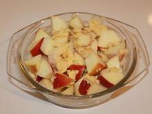 Apfel-Bananen-Crumble - Rezept - Bild Nr. 2