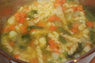 Gemüse-Nudel-Topf - Rezept - Bild Nr. 2