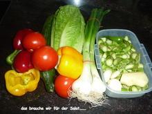 Fattoush  Salat - Rezept - Bild Nr. 2