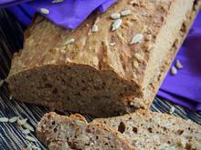 Schnelles 5 Minuten Dinkel-Buchweizen-Chia-Brot - Rezept - Bild Nr. 3473