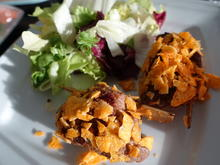 Raffiniertes Rinds-Cordon-Bleu mit Pommes Chips - Rezept - Bild Nr. 3301