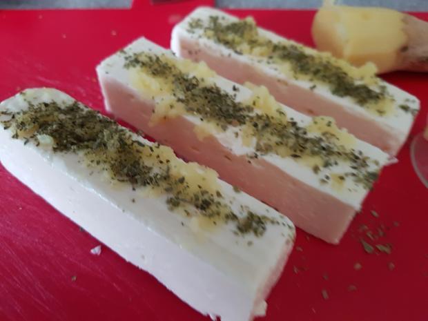 Fleisch / Lamm = Lammlachs mit Beilage à la Biggi - Rezept - Bild Nr. 3320