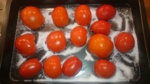 Tomatensoße aus dem Backofen - Rezept - Bild Nr. 3338