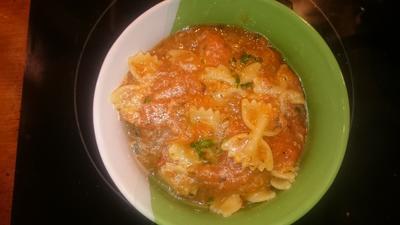 Tomatensoße aus dem Backofen - Rezept - Bild Nr. 3341