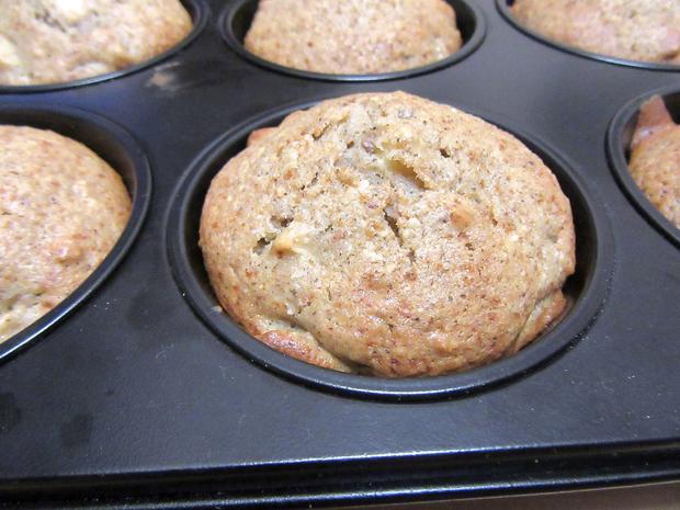 buchweizen apfel muffins rezept mit bild. Black Bedroom Furniture Sets. Home Design Ideas