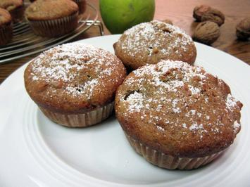 Buchweizen Apfel Muffins Rezept Mit Bild Kochbar De