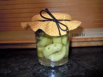 eingelegte Senfgurken - Rezept - Bild Nr. 3362