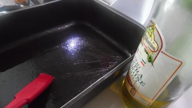 Parmesan-Kichererbsen - Rezept - Bild Nr. 3368
