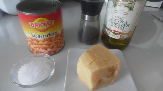 Parmesan-Kichererbsen - Rezept - Bild Nr. 3369