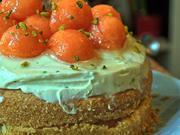 Naked Cantaloupe-Cake - Rezept - Bild Nr. 2