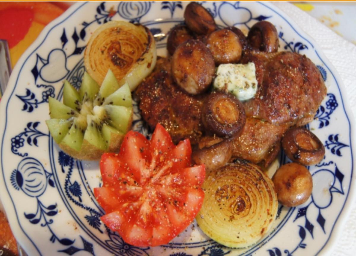 Ein Abendessen zu Zweit Rezept von MausVoh ~ Tägliche
