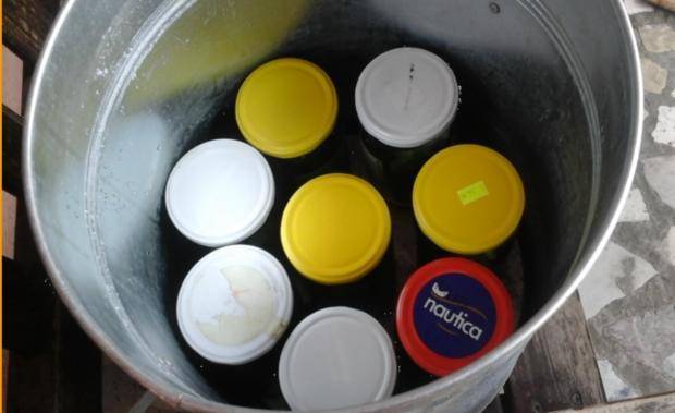 Eingelegte Gewürzgurken nach Drahuse - Rezept - Bild Nr. 3386