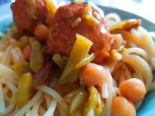Fischbällchen mit Pasta und Sosse à la Biggi - Rezept - Bild Nr. 3408