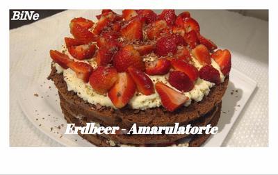 BiNe` S ERDBEER - AMARULATORTE - Rezept - Bild Nr. 3414