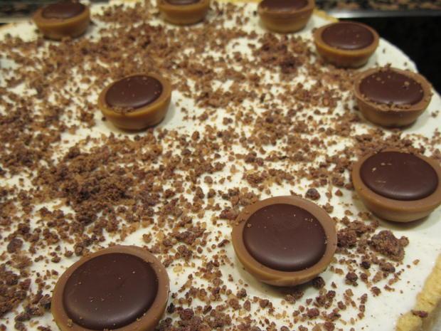 Backen: Toffitella-Quark-Kuchen - Rezept - Bild Nr. 3452