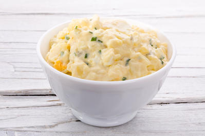 Kartoffelsalat zum Grillen - Rezept - Bild Nr. 2