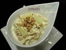 feiner Waldorf Salat a'la emari - Rezept - Bild Nr. 9944