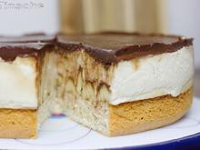 Bananen-Schoko-Sahne-Torte - Rezept - Bild Nr. 3472